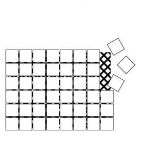 Piastrelle 10x10 Colorate.Formati Piastrelle 10x10 20x20 5x5