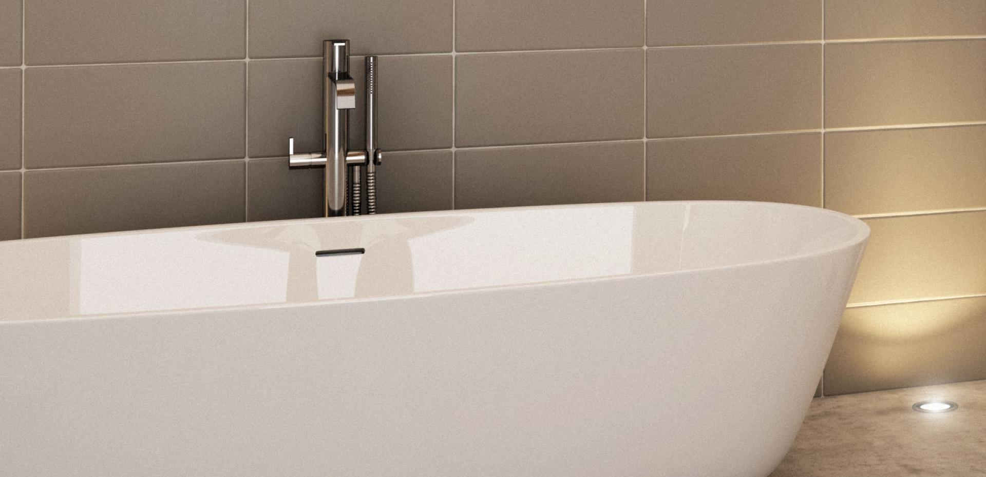 Piastrelle interni vogue system piastrelle per bagno e cucina - Una piastrella policroma per rivestimenti ...