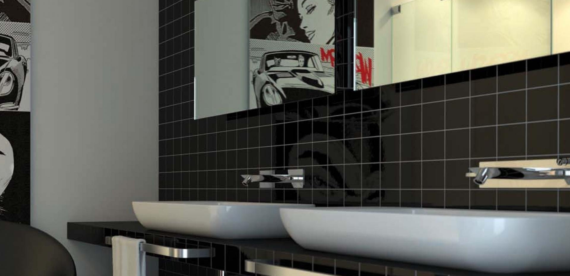 Collezione trasparenze piastrelle per rivestimento pareti - Piastrelle per pareti interne ...