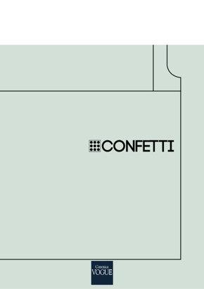 Catalogo Confetti