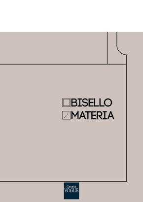 Catalogo Bisello Materia