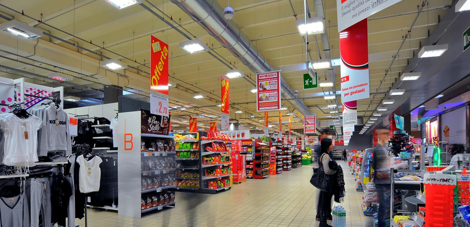 Centro Commerciale Centro Sicilia di Catania.