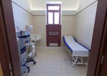 Studio di fisioterapia, pavimento 20x20 IN SETA